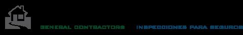 General Contractors & Inspecciones para Serguros